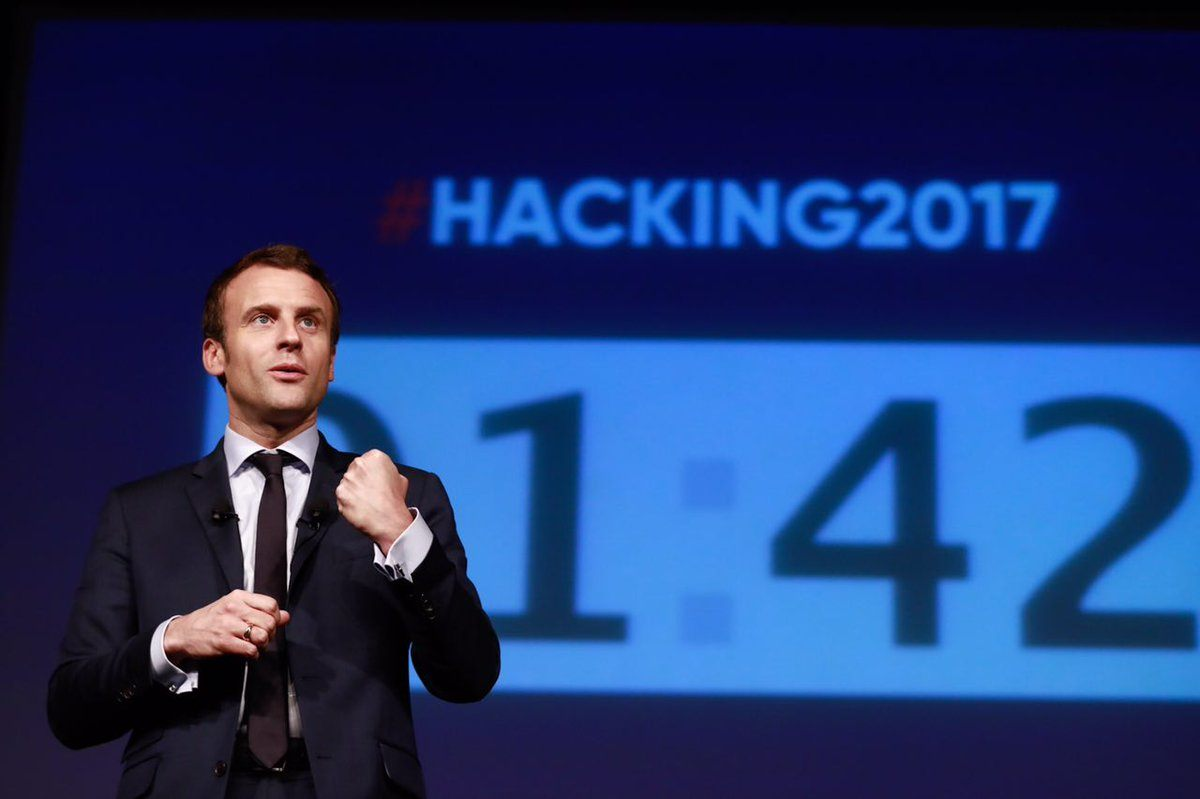 Growth Hacking : Comment Emmanuel Macron a conduit une start-up politique au succès
