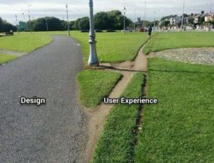 Design vs UX La Strat